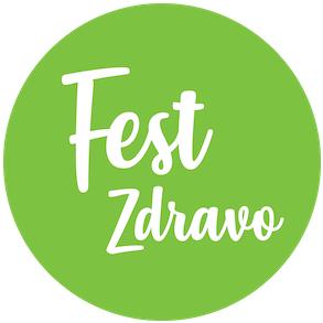 Fest Zdravo logo